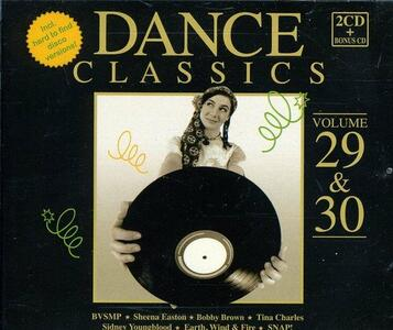 Dance Classics Vols. 29 & 30 - CD Audio