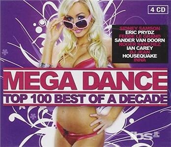 Mega Dance Top 100 - CD Audio