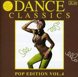Dance Classics Pop 4 - CD Audio