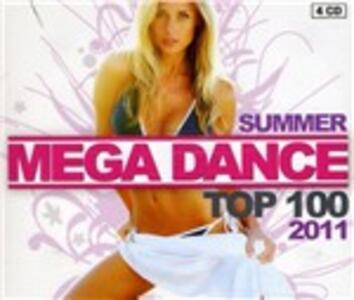 Mega Dance Summer 2011 - CD Audio