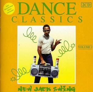 Dance Classics New Jack 2 - CD Audio