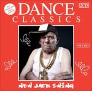 Dance Classics New Jack - CD Audio