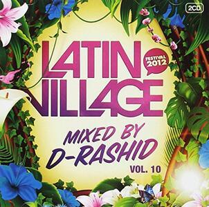 Latin Village vol.10 - CD Audio