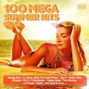 100 Mega Summer Hits 2012 - CD Audio