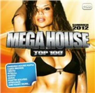 Mega House Top 100 Summer - CD Audio