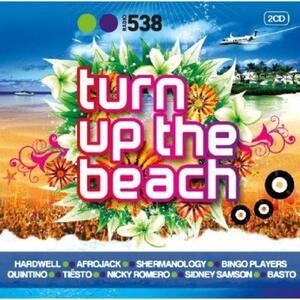 Radio 538 Turn up - CD Audio