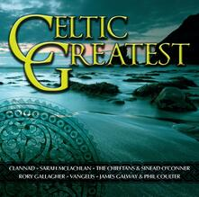 Celtic Greatest - CD Audio