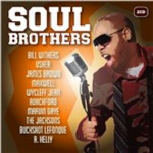 Soul Brothers - CD Audio