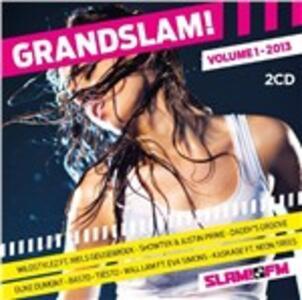 Slam Fm Presents Grand - CD Audio