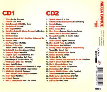Mega Dance Top 50 Spring - CD Audio - 2