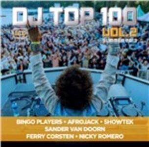 Dj Top 100 2013 vol.2 - CD Audio