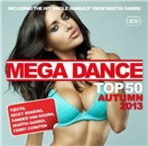 Mega Dance Top 50 Autumn - CD Audio