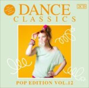 Dance Classics Pop 12 - CD Audio