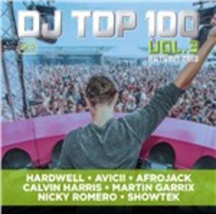 Dj Top 100 2013 vol.3 - CD Audio