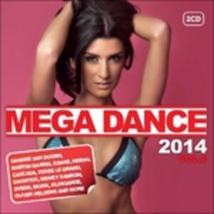Mega Dance 2014 vol.2 - CD Audio