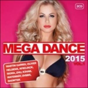 Mega Dance 2015 - CD Audio