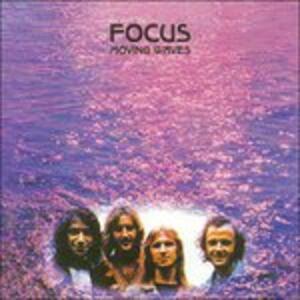 Moving Waves - CD Audio di Focus