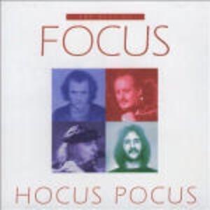 Hocus Pocus. The Best of Focus - CD Audio di Focus