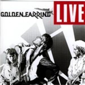 Live - CD Audio di Golden Earring