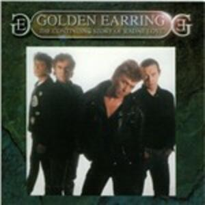 Continuing Story of Radar - CD Audio di Golden Earring