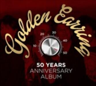 50 Years Anniversary Album - CD Audio + DVD di Golden Earring