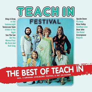 Best of Teach in - CD Audio di Teach-In