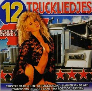 12 Truckliedjes - CD Audio