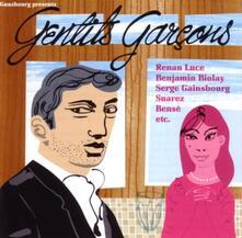 Gentils Garcons - CD Audio