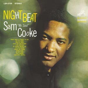 Night Beat - Vinile LP di Sam Cooke
