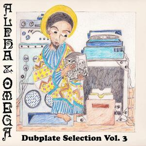 Dubplate Selection vol.3 - Vinile LP di Alpha & Omega