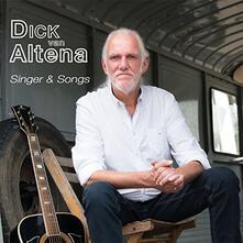 Singer and Songs - CD Audio di Dick Van Altena