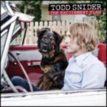 The Ecitement Plan - CD Audio di Todd Snider