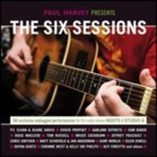 The Six Sessions - CD Audio