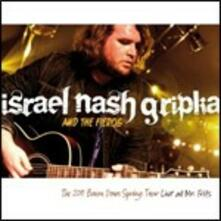 The 2011 Barn Doors Spring Tour. Live at Mr. Frits - CD Audio di Israel Nash Gripka,Fieros