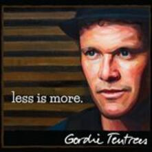 Less Is More - CD Audio di Gordie Tentrees