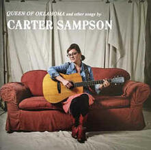 Queen of Oklahoma and Other Songs - CD Audio di Carter Sampson