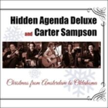 Christmas from Amsterdam to Oklahoma - CD Audio di Carter Sampson,Hidden Agenda Deluxe