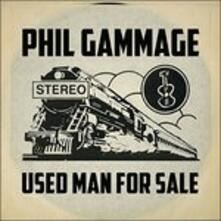 Used Man for Sale - CD Audio di Phil Gammage