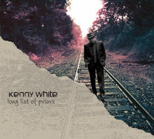 Long List of Priors - CD Audio di Kenny White
