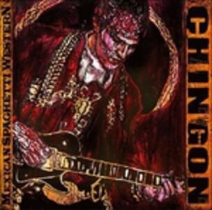 Mexican Spaghetti Western - Vinile LP di Chingon