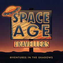 Adventures in the Shadows - CD Audio di Space Age Travelers