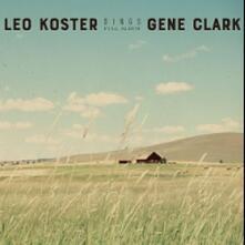 Sings Gene Clark - CD Audio di Leo Koster