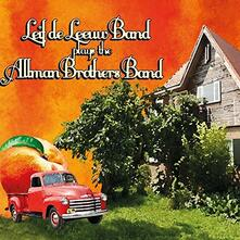 Plays the Allman Brothers Band - CD Audio di Leif de Leeuw Band