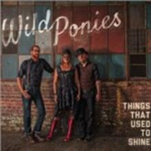 Things That Used to Shine - CD Audio di Wild Ponies
