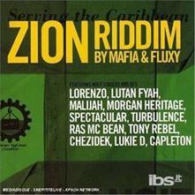 Zion Riddim - CD Audio
