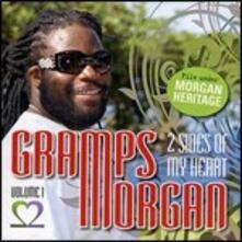 2 Sides of My Heart - CD Audio di Gramps Morgan