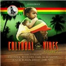 Cultural Vibes vol.1 - CD Audio