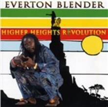 Higher Heights Revolution - CD Audio di Everton Blender