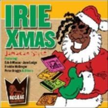 Irie Xmas - CD Audio