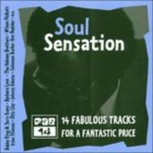 Soul Sensation - CD Audio